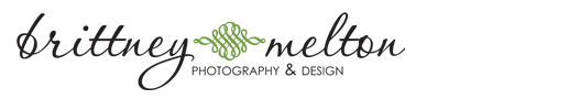 Brittney Melton Photography | Houston Wedding Photography logo